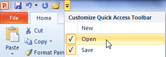 Quick Access toolbar-1