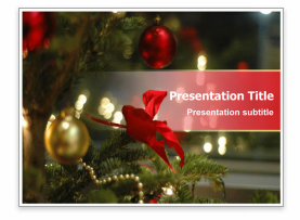 christmas powerpoint templates - 3