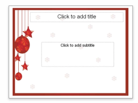 christmas powerpoint templates - 5