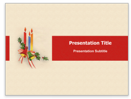 christmas powerpoint templates - 7