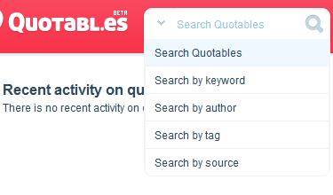 quotabl.es- search