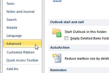 export contacts from outlook - 2