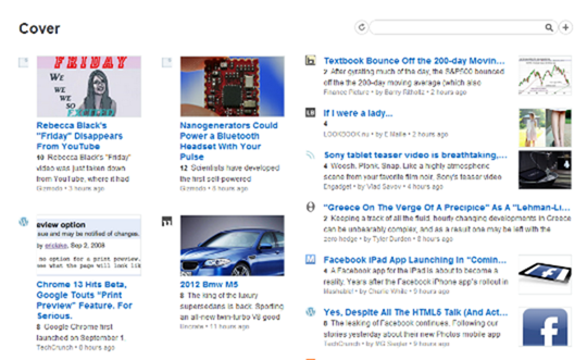 Feedly - Get All Your RSS Feeds in One Page