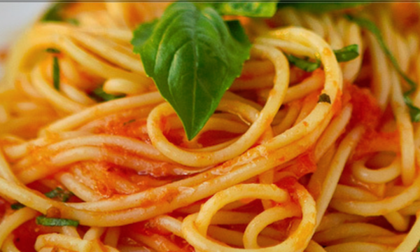 Gojee_spaghetti - Mouthwatering Recipes