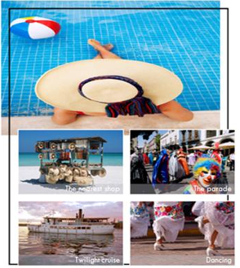 Theme Picture Grid Example