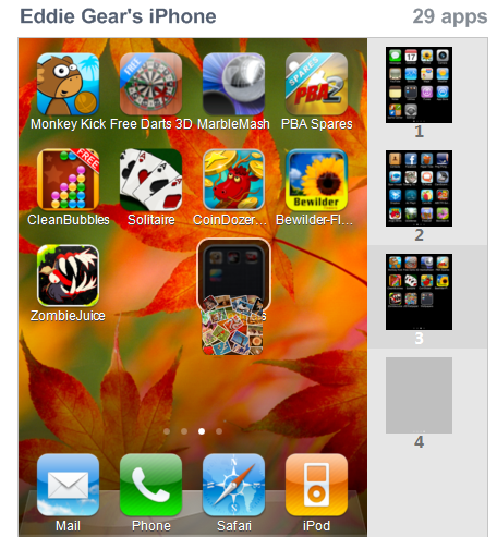 Create Folders in Your iPhone 4 Home Screen