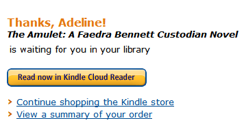 Read in Kindle Cloud Reader