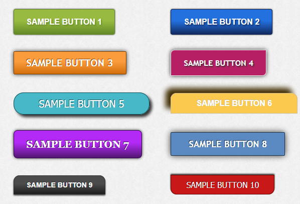 Create Awesome Buttons for your WP Blog