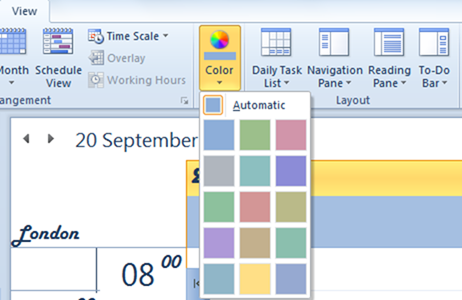 how to add to outlook calendar