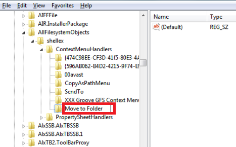 move to folder