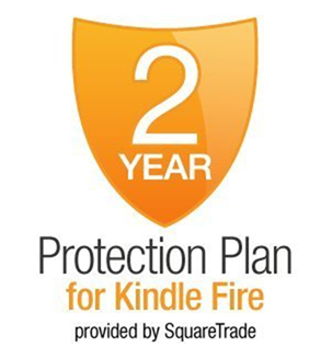 2-Year SquareTrade Warranty plus Accident Protection for Kindle Fire