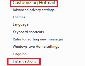 customizing hotmail - Organize Hotmail Messages