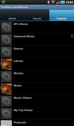 Sync Your iTunes Playlist with an Android