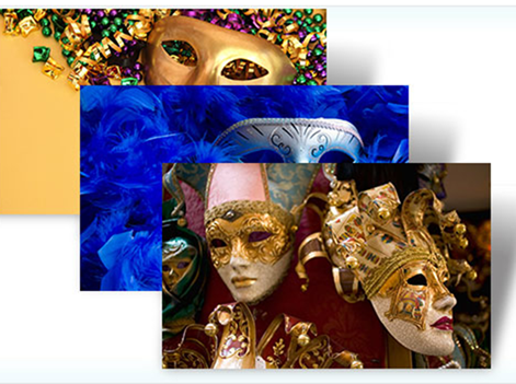 masquerade - brand new windows 7 themes