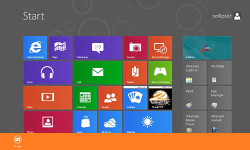 Top Five Frustrations With Windows 8