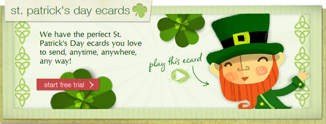 Websites to Find Cool St Patricks Day Cards