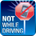 not while driving