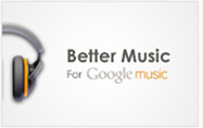 Better Music for Google Play Music