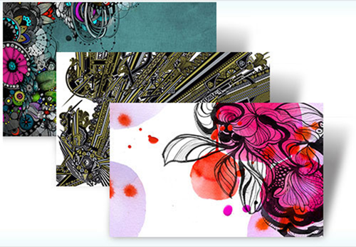 Limited Edition Artist Series theme