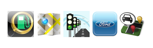 Green Driving Apps
