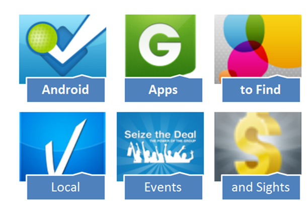 Android Apps to Find Local Events and Sights