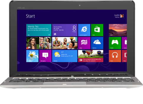 Windows 8 tablets - ASUS Vivo Tab