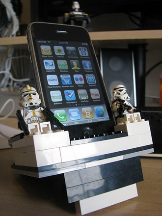 Awesome Lego Robots You Can Control With Your Phone