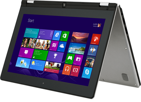 Windows 8 tablets - Lenovo IdeaPad Yoga 11