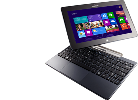 Windows 8 tablets - Samsung ATIV Tab