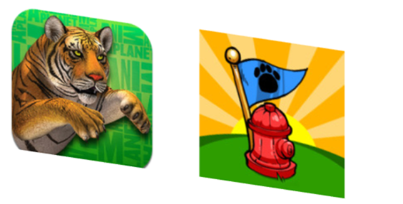 animal themed games for the iphone