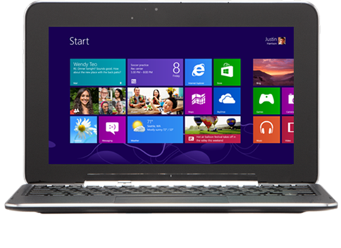 Windows 8 tablets - dell xps 10