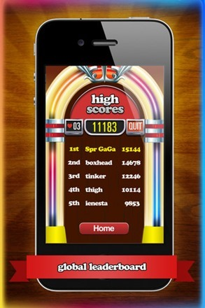 Jukebox App for iPhone 3