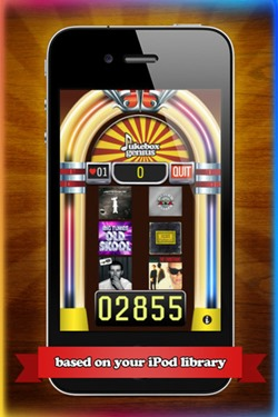 Jukebox App for iPhone