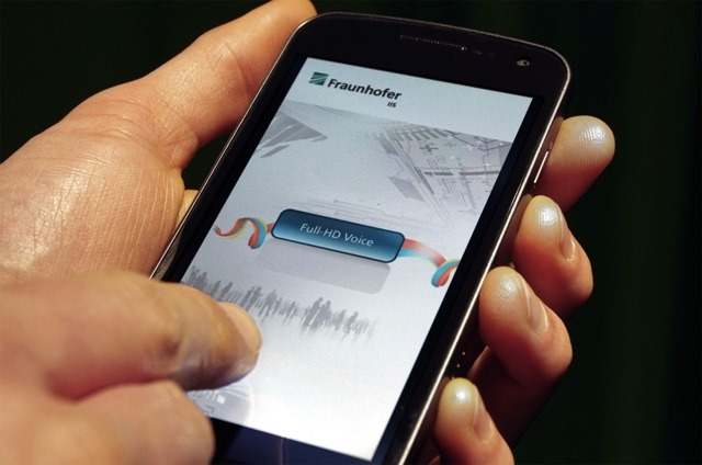 Fraunhofer 's Full-HD Voice Codec