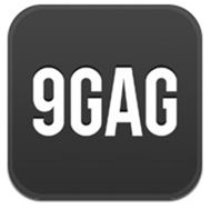 9gag - Weird Apps for iPhone 5