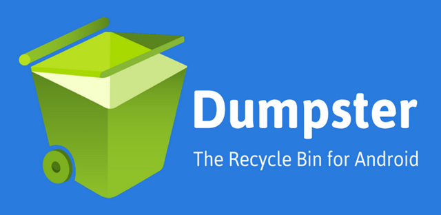 dumpster app for android: Recycle bin for Android