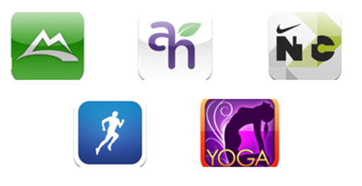 health and fitness apps for iphone