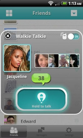 AireTalk screenshot 3