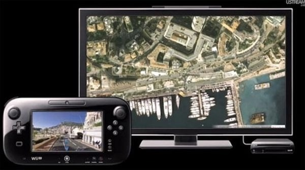 The Wii U apps