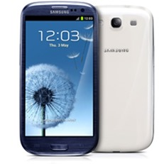 galaxy s3 - best samsung phones 2012