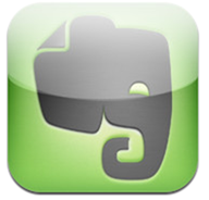 evernote - iphone apps for salespersons