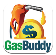 gasbuddy - money saver iPhone apps