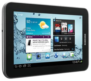 samsung-galaxy-tab 2 - Best Android Tablets