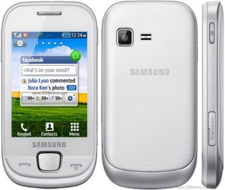 samsung s3770 - budget phones in india