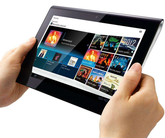 sony tablet s - Best Android Tablets