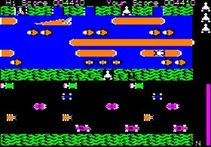 frogger - Retro Video Games for iPhone