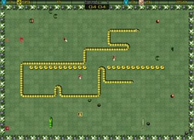 snake - Retro Video Games for iPhone