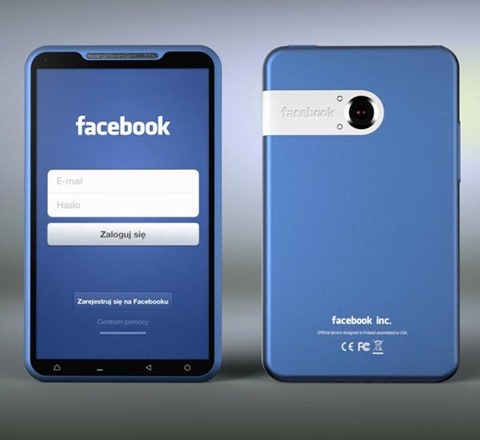 facebook smartphone rumors
