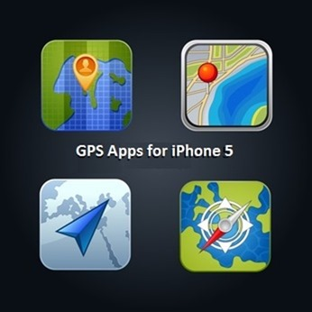 Top GPS Apps for iPhone 5