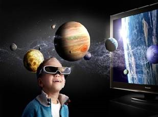 3D Viewing With The Glasses  - Televisions for your Home Entertainment